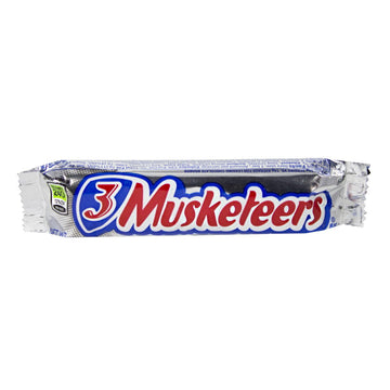 3 Musketeers Bar - 1.92 oz.