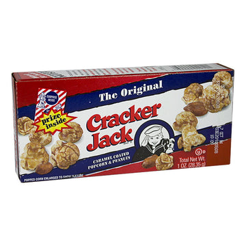 Cracker Jack - 1 oz. Box