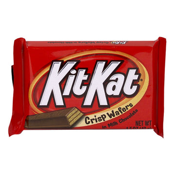 Kit Kat Crisp Wafers in Milk Chocolate - 1.5 oz.