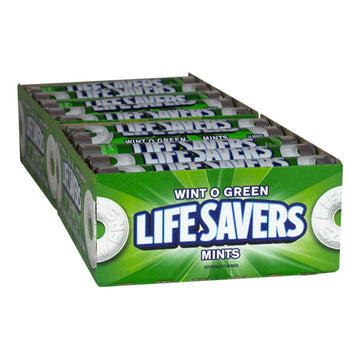 Life Savers Wint-O-Green Hard Candy - 1.4 oz.