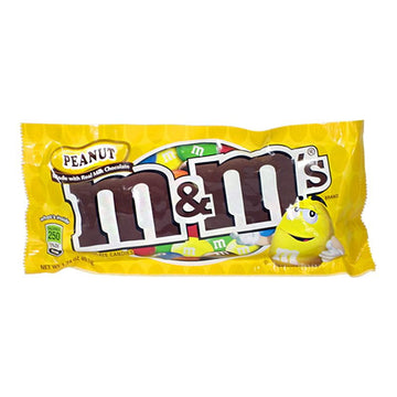M & M's Peanut Chocolate Candy - 1.74 oz.