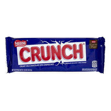 Nestle Crunch Chocolate Bar - 1.55 oz.