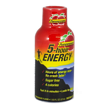5-hour Pomegranate Energy Drink - 1.93 oz.