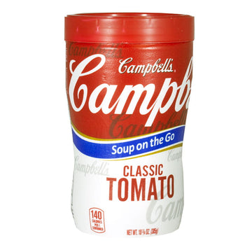 Campbell's Classic Tomato Soup at Hand - 10.75 oz.