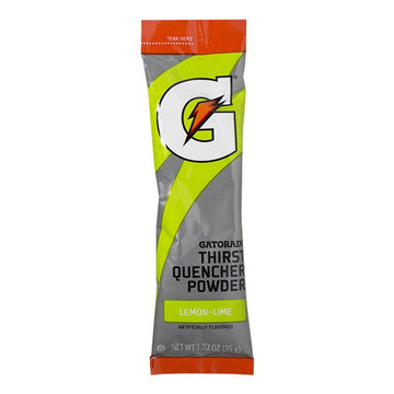 Gatorade Lemon Lime Powder Pack - 1.23 oz.