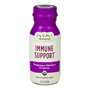 Numi Organics Immune Support Energy Shot - 2 oz.