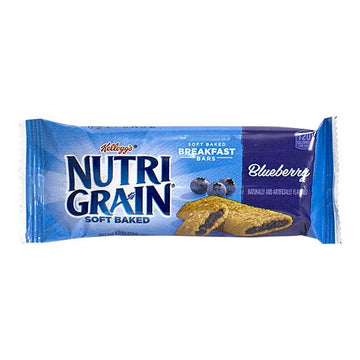 Nutri Grain Blueberry Cereal Bar - 1.3 oz.