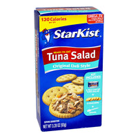 StarKist Tuna Deli Style Salad Kit - 2.75 oz. Can + 5 Crackers