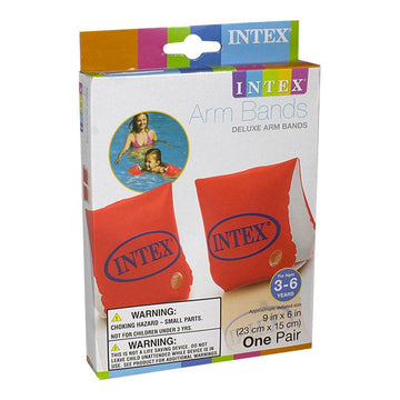 Intex Deluxe Arm Bands - Ages 3 to 6
