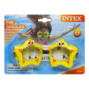 Intex Fun Goggles - Ages 3 to 8