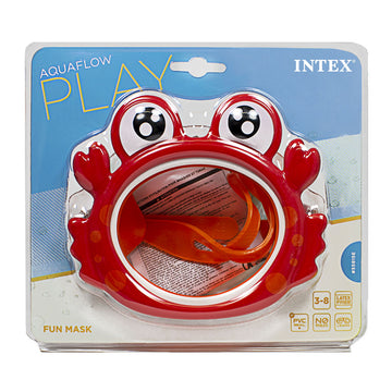 Intex Kids Fun Swim Mask - Ages 3 to 8