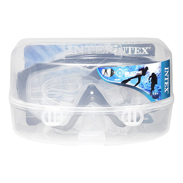Intex Silicone Aqua Pro Mask - Ages 14 and up