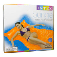 Intex Tote-N-Float Lounge Mat - 90 in x 34 in