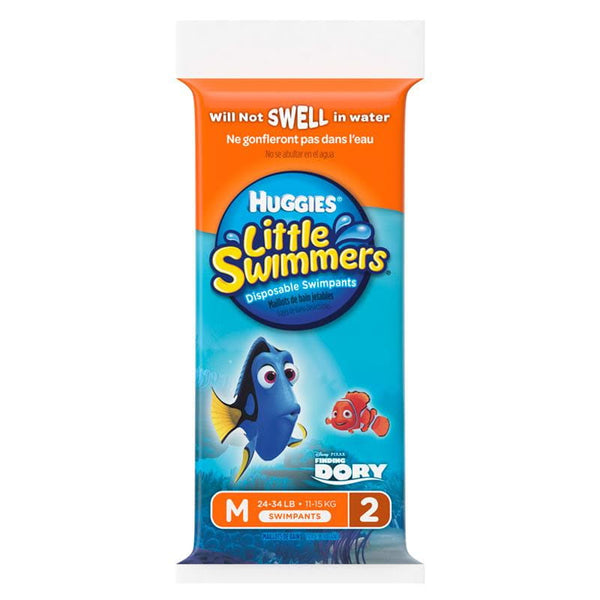 Huggies Little Swimmers Swimpants Medium - Pack of 2