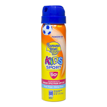 Banana Boat Kids Sport Spray Sunscreen SPF 50+ - 1.8 oz.