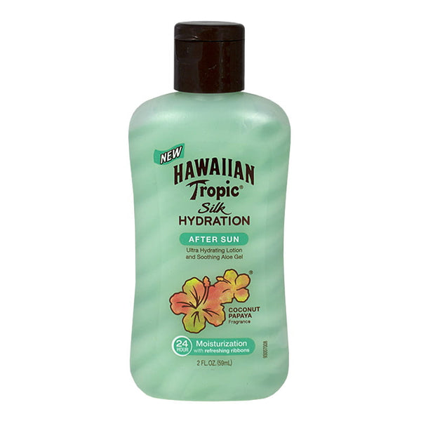 Hawaiian Tropic Silk Hydration After Sun Moisturization - 2 oz.