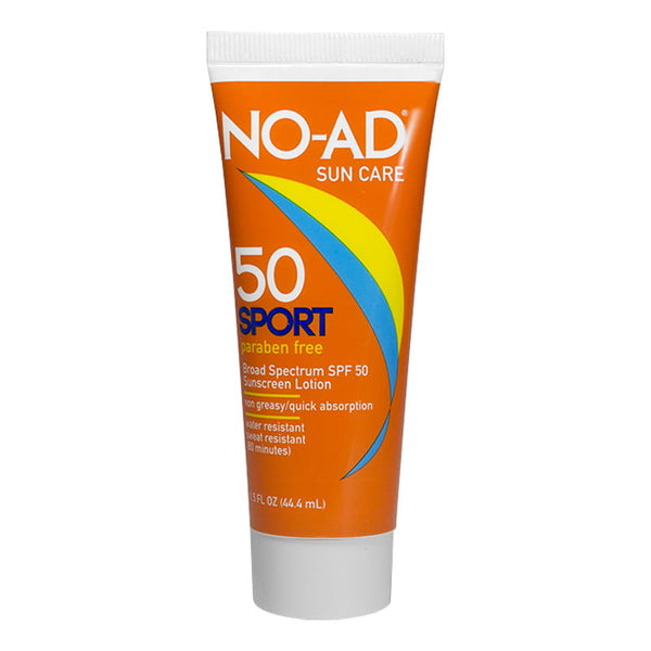 No-Ad Sport Sunscreen SPF 50 - 1.5 oz.