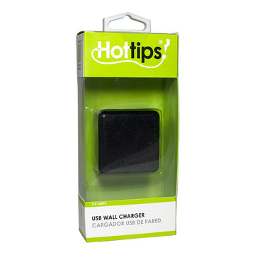 Hottips USB Wall Charger - 2.4 amp
