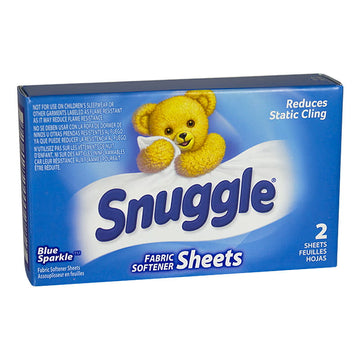 Snuggle Fabric Softener - Box of 2 Sheets