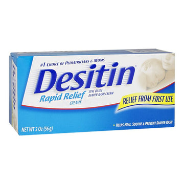 Desitin Creamy Diaper Rash Cream - 2 oz.