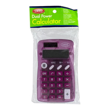 Pocket Calculator - Card of 1