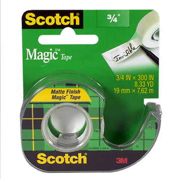 Scotch Magic Tape - 3/4 in.