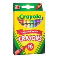 Crayola Crayons - Box of 16