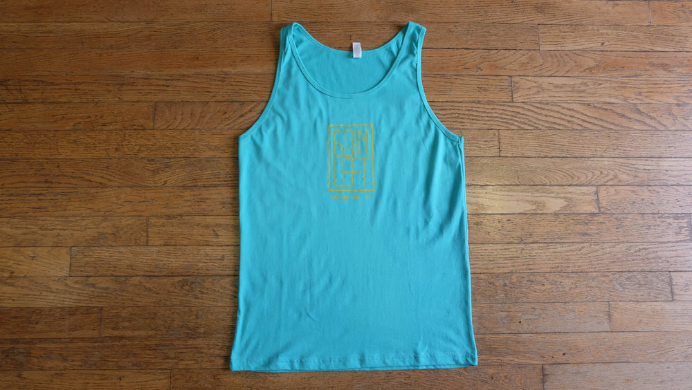 Goin Left Unisex OG Tank Top