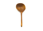 Teak Serving Spoon/Rice Scoop 8""