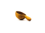 Teak Coffee Scoop 3.25""