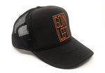 Goin Left Trucker Hat, OG - Black