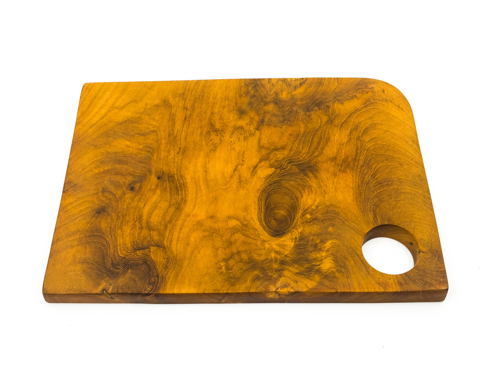 "Teak Cutting Board 10""x7"" Rectangle"