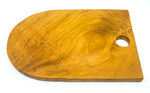 "Teak Cutting Board 13""x9"" Rectangular Oval"