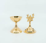 Brass Celestial Incense Burner - Stars