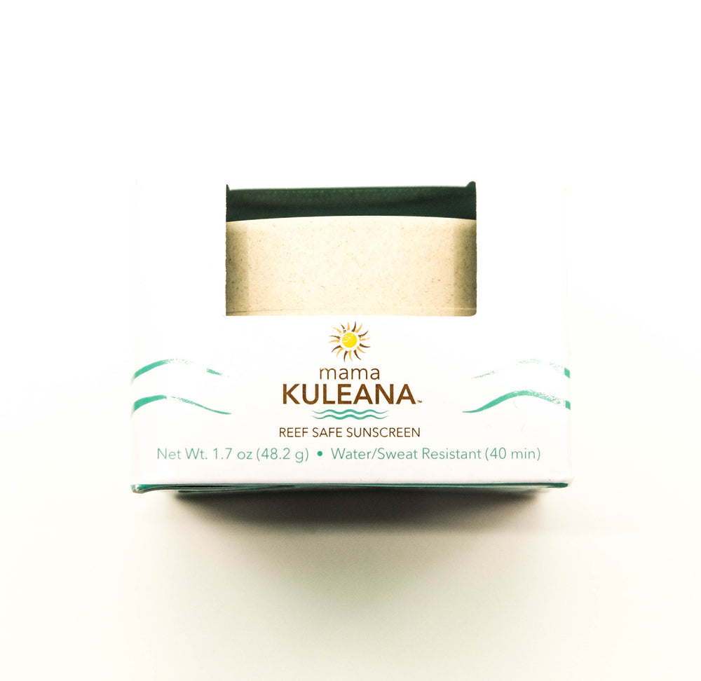 Mama Kuleana Reef Safe Sunscreen 1.7oz.