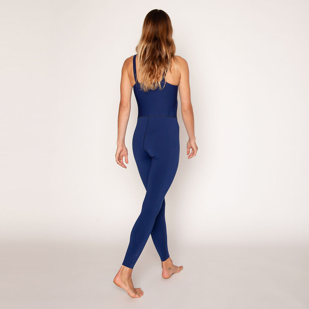 Seea Penelope Bodysuit - Night Blue