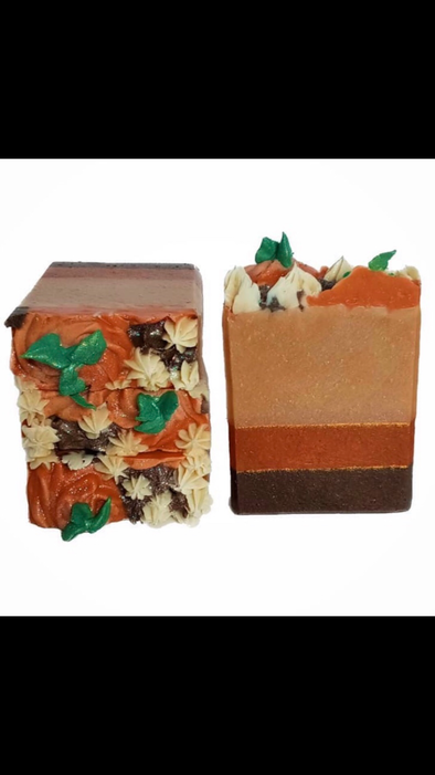 Pumpkin Apple Spice Artisan Bar