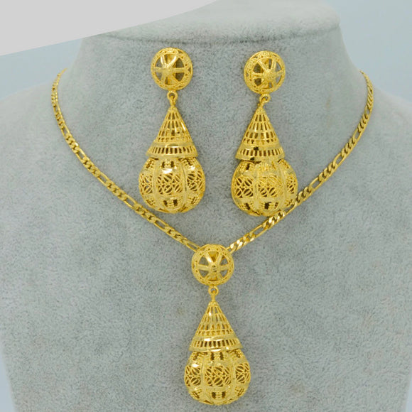 African Jewelry set - Ebay Jewellery