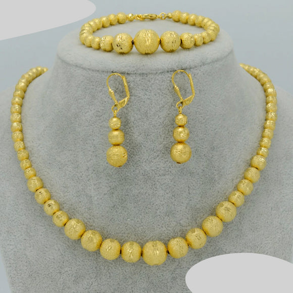 Ethiopian Jewelry set - Ebay Jewellery