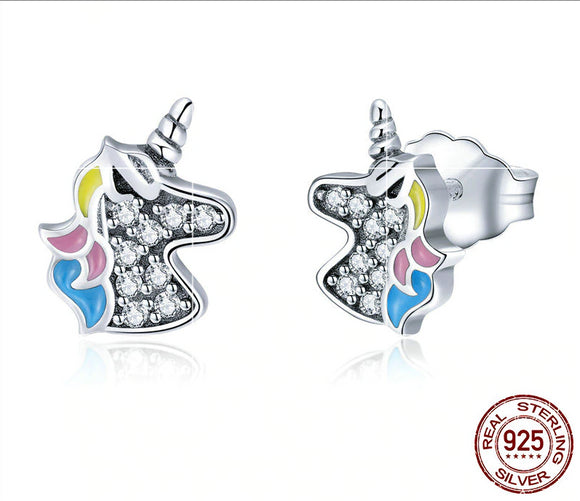 Unicorn Earrings - Ebay Jewellery