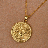 Chinese Dragon Necklace - Ebay Jewellery