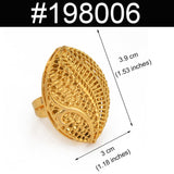 Ethiopian Ring - Ebay Jewellery