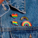 LGBT Pins - Ebay Jewellery