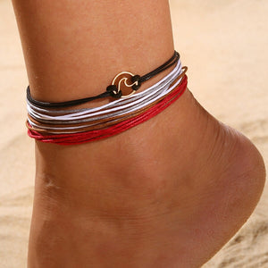 Wave Anklets - Ebay Jewellery