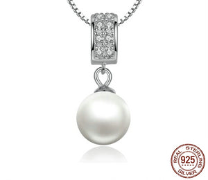 Pearl Pendant Necklace - Ebay Jewellery