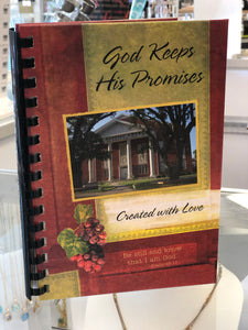God Keeps His Promises Cookbook