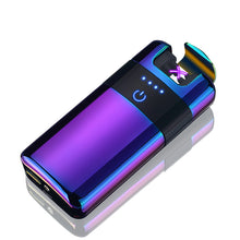 Load image into Gallery viewer, Luxury Electric Dual Arc Lighter - Wireless Rechargeable
