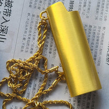 Load image into Gallery viewer, Pendant Style Metal Shell for BIC J6 Lighter