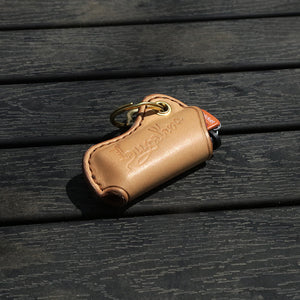 Handmade Genuine Leather Lighter Case For Cricket Lighter