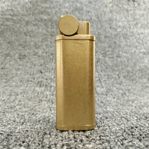 Retro Copper Soft Flame Butane Pipe Lighter